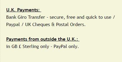 eBid payment options